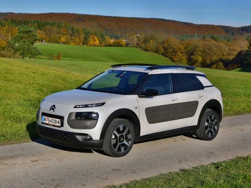 citroen c4 cactus testbericht auto. Black Bedroom Furniture Sets. Home Design Ideas