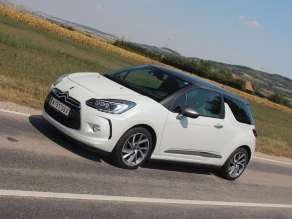 Citroën DS3 'So Irresistible'