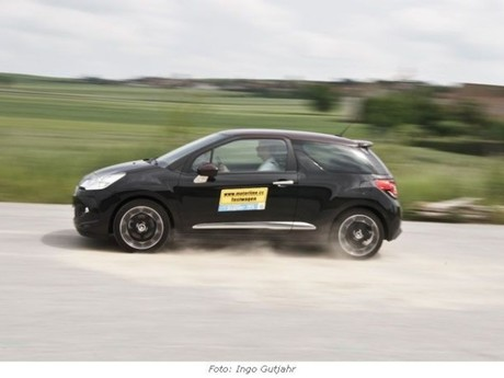 Citroen DS3 THP 150 Sport Chic - im Test
