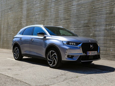 DS 7 Crossback Frontansicht