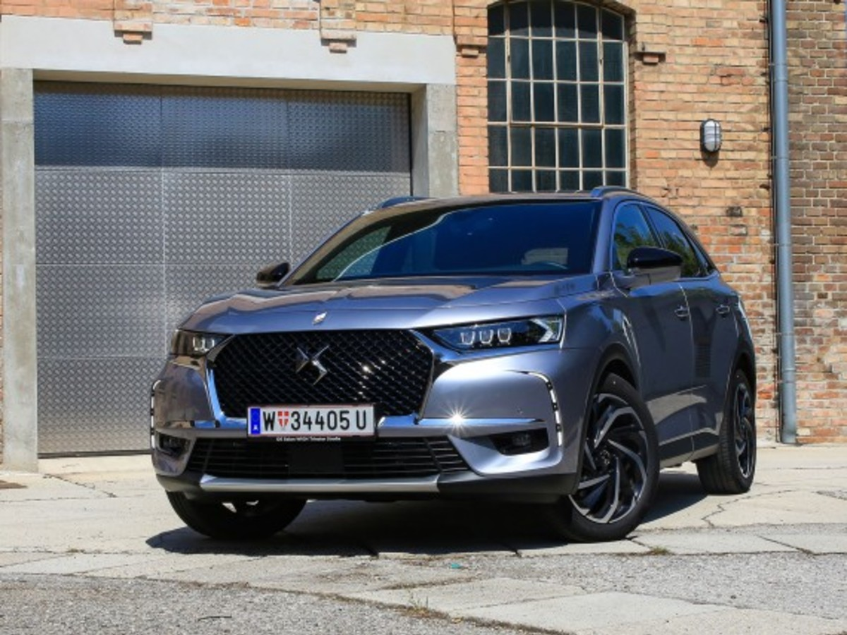 DS 7 Crossback E-TENSE 300 EAT8 4×4 Be Chic – Testbericht