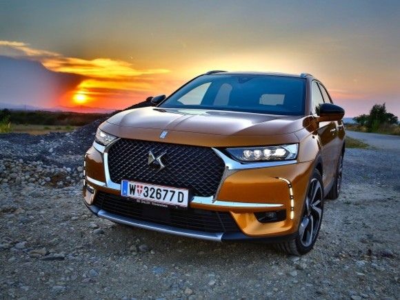 DS 7 Crossback BE CHIC BlueHDi 180 EAT8 – Testbericht