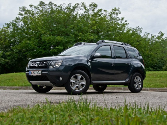 dacia duster 4x2 tce 125 testbericht auto. Black Bedroom Furniture Sets. Home Design Ideas