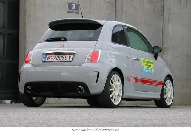 Abarth 500 Esseesse Testbericht Auto Motor At