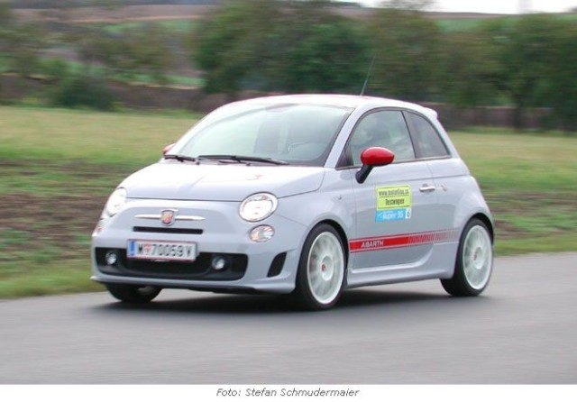 fiat 500 abarth crash test. Black Bedroom Furniture Sets. Home Design Ideas