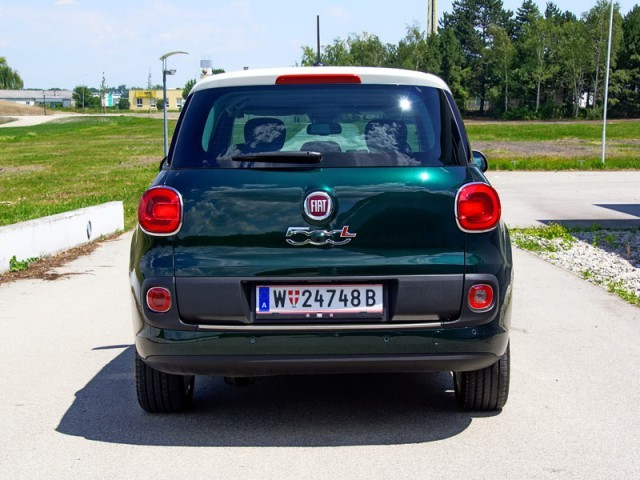 fiat 500l living testbericht auto. Black Bedroom Furniture Sets. Home Design Ideas