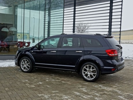 Fiat freemont 2 0 multijet ii 170 lounge awd at testbericht 030