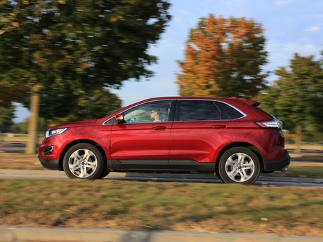 Ford edge 2 0 tdci 210 ps at awd titanium testbericht 011