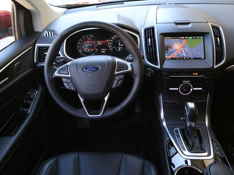 Ford edge 2 0 tdci 210 ps at awd titanium testbericht 028