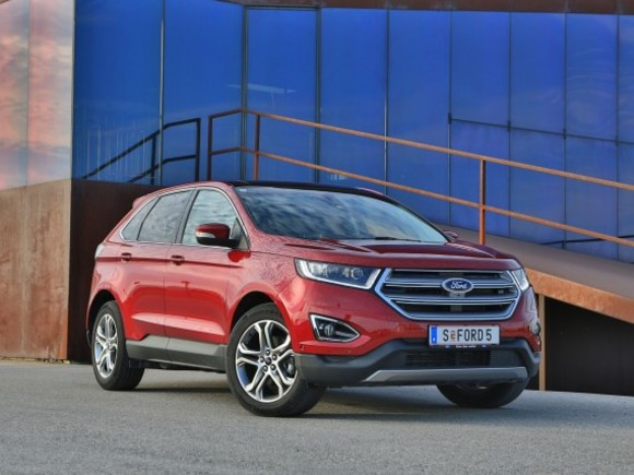 Ford Edge 2,0 TDCi 210 PS AT AWD Titanium – Testbericht