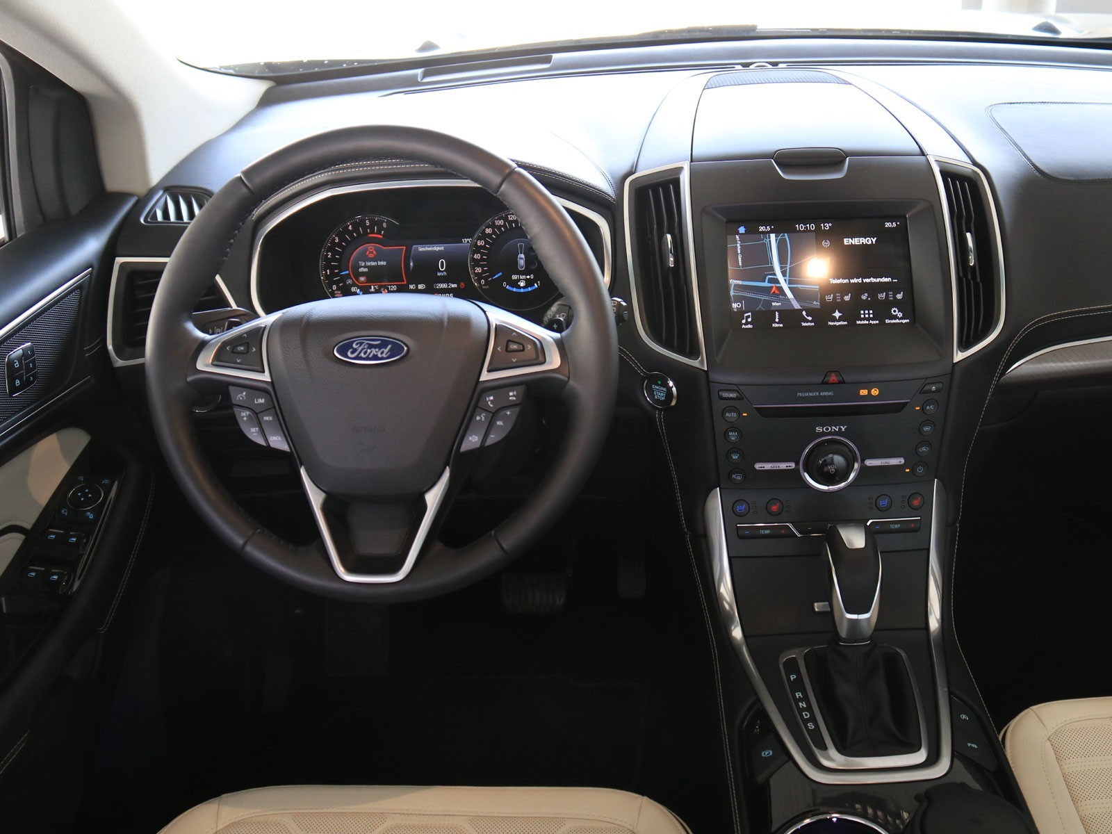 Foto Ford Edge Vignale 2 0 Tdci 210 Ps At Awd Testbericht