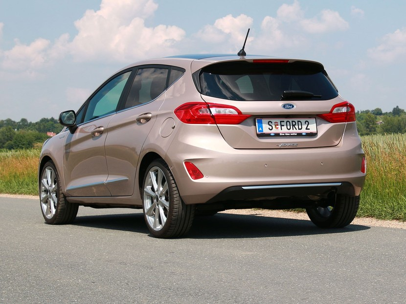 ford fiesta vignale 140 ps - testbericht ::: auto-motor.at :::