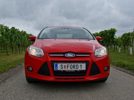 Ford focus 1 0 ecoboost 100 ps trend testbericht 008