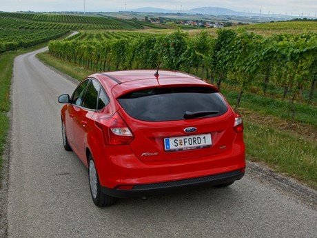 Ford focus 1 0 ecoboost 100 ps trend testbericht 027