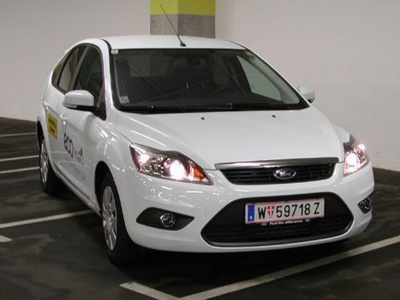 Ford focus econetic 1