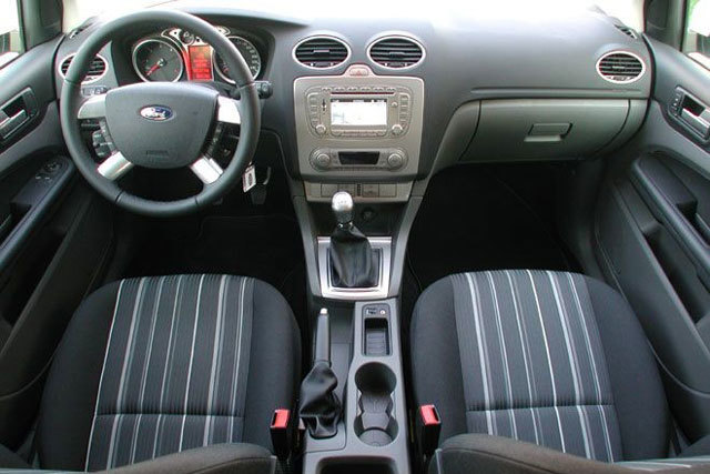 Ford focus econetic 3