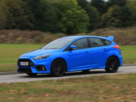 Ford focus rs testbericht 010