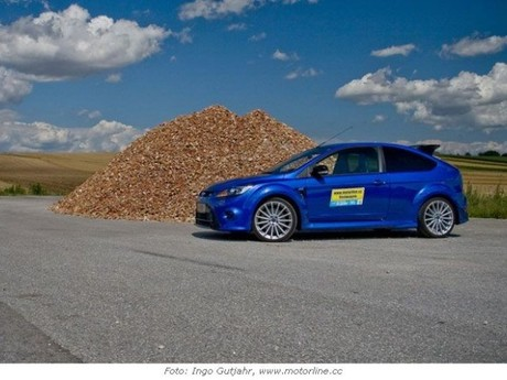 Ford Focus RS -<br> im Test