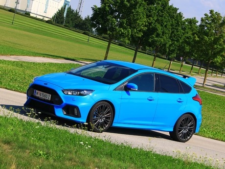Ford focus rs 2 3 350 ps awd testbericht 011