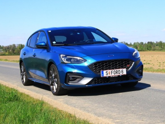Ford Focus ST 2,3 EcoBoost 280 PS - Testbericht