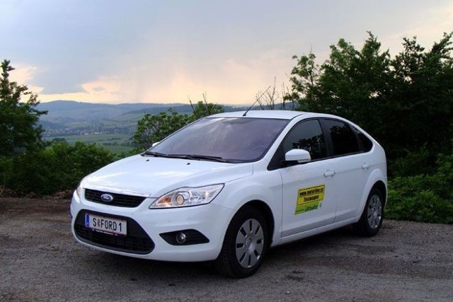 Ford Focus 1.6 TDCi ECOnetic - Testbericht