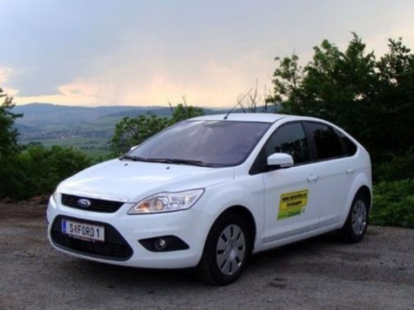 Ford Focus 1,6 TDCi ECOnetic