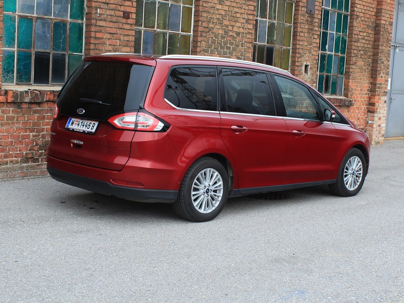 ford galaxy 2 0 tdci awd testbericht auto. Black Bedroom Furniture Sets. Home Design Ideas