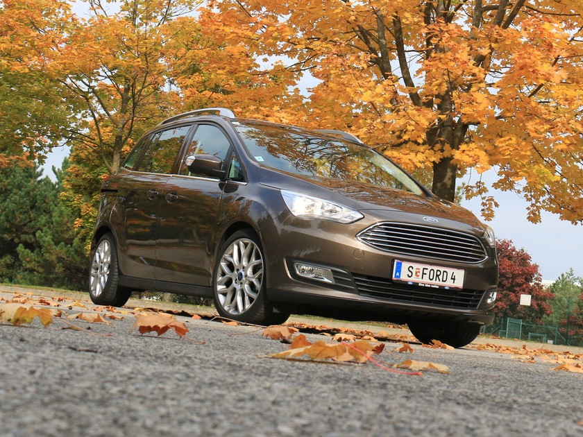 ford grand c-max 2.0 tdci automatik - testbericht ::: auto-motor.at :::
