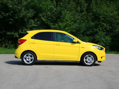 Ford ka 1 2 ti vct 85 ps trend testbericht 003