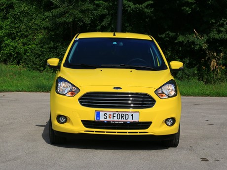 Ford ka 1 2 ti vct 85 ps trend testbericht 009