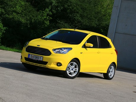 Ford ka 1 2 ti vct 85 ps trend testbericht 014