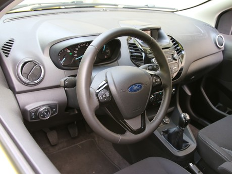 Ford ka 1 2 ti vct 85 ps trend testbericht 016
