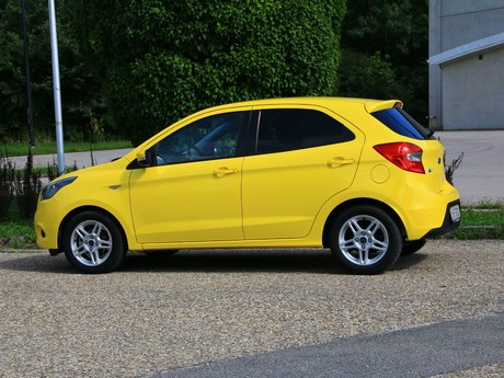 Ford ka 1 2 ti vct 85 ps trend testbericht 023