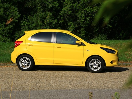 Ford ka 1 2 ti vct 85 ps trend testbericht 025
