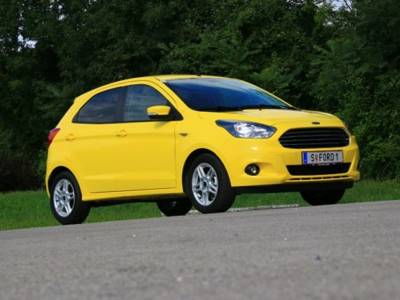 Ford Ka+ 1,2 Ti-VCT 85 PS Trend - Testbericht