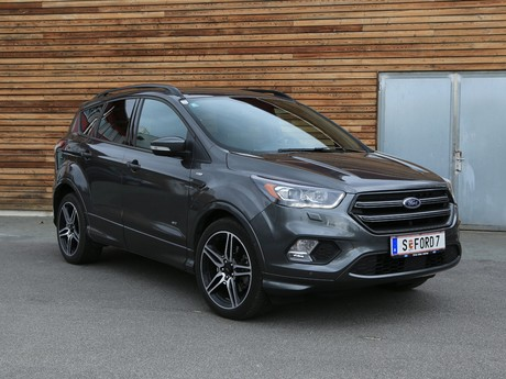 Ford kuga 2 0 tdci 150 ps at awd st line testbericht 013