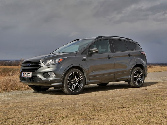 Ford kuga 2 0 tdci 150 ps at awd st line testbericht 025