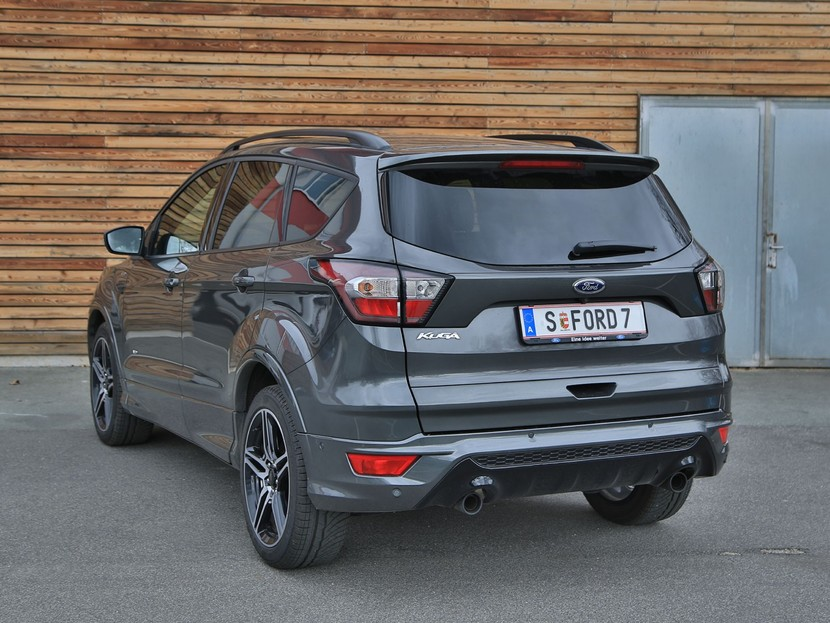ford kuga 2 0 tdci mit 150 ps testbericht auto. Black Bedroom Furniture Sets. Home Design Ideas