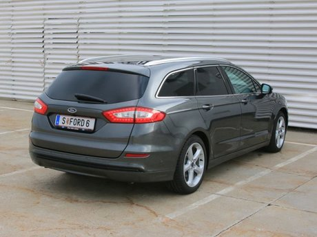 Ford Mondeo Traveller
