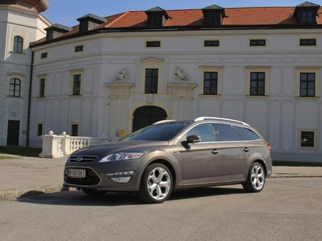 Ford Mondeo Traveller 2,0 Ecoboost 240 PS Powershift Titanium – Testbericht