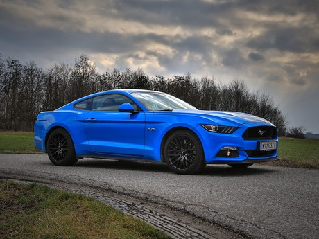 Ford mustang fastback 5 0 gt blue edition testbericht 025