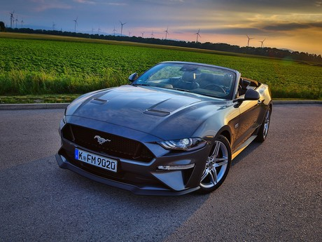 Ford mustang 5 0 v8 at cabrio testbericht 014