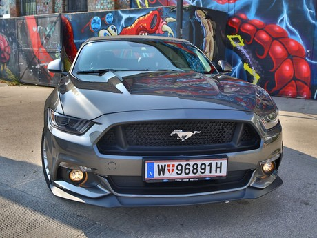 Ford mustang v8 at convertible testbericht 011