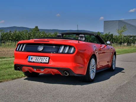 Ford mustang v8 at cabrio testbericht 002