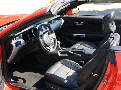 Ford mustang v8 at cabrio testbericht 005