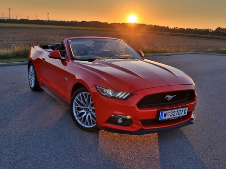 Ford mustang v8 at cabrio testbericht 007