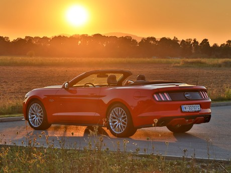 Ford mustang v8 at cabrio testbericht 008