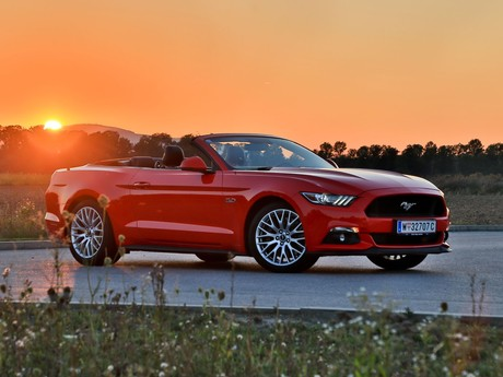 Ford mustang v8 at cabrio testbericht 013