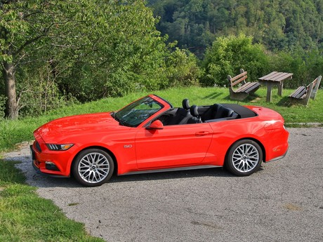 Ford mustang v8 at cabrio testbericht 024