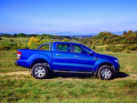 Ford ranger limited dk 2 2 tdci 150 ps testbericht 003